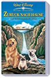 Homeward Bound: The Incredible Journey [VHS]