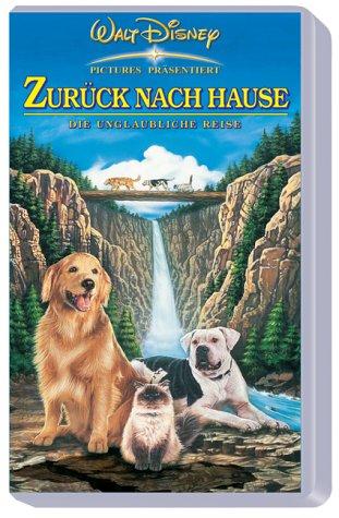 Zurück nach Hause - Die unglaubliche Reise [VHS]