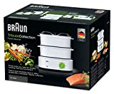 Braun-FS-3000-Dampfgarer-Tribute-Collection-wei-grn