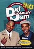 Def Comedy Jam: More All Stars - Volume 4