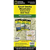 Great Smoky Mountains National Park [Map Pack Bundle] (National Geographic Trails Illustrated Map)