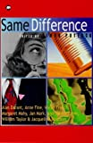 Same Difference (Contents) (0749730315) by Durant, Simon