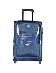 Safari VJ 50 cms Carry-on bag (Blue)