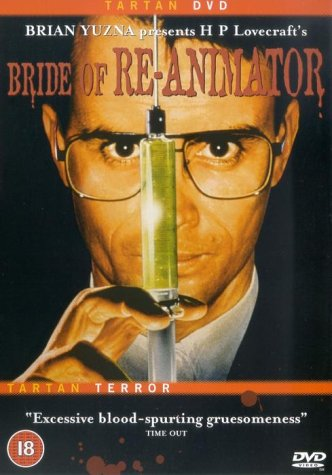 Bride Of Re-Animator [DVD]