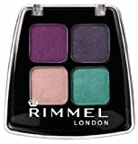 Rimmel London Colour Rush Quad Eyeshadow - 014 Bold Behaviour