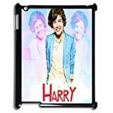 The Famous Music Singer Band One Direction Ipad 2/3/4 Case & KEEP CALM AND LOVE 1D - Famous Singer Star Harry Styles Ipad Hard Plastic Case