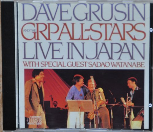Live in Japan by Dave Grusin & Grp All-Stars