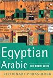 The Rough Guide Egyptian Arabic Dictionary Phrasebook