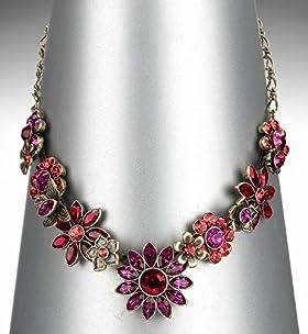 125 Years Sparkle Garden Necklace