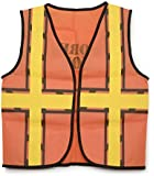"Darice 16 by 20"" Dress Up Vest, Construction Worker"