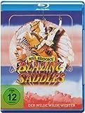 echange, troc Blazing Saddles - Der wilde Wilde Westen [Blu-ray] [Import allemand]