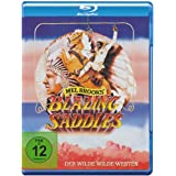 Blazing Saddles - Der wilde Wilde Westen [Blu-ray] [Import allemand]par Gene Wilder