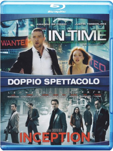 Inception  In Time 2 Blu Ray PDF