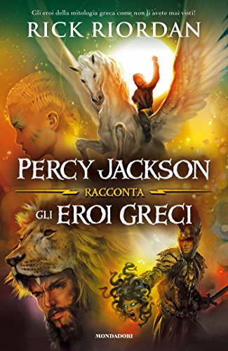 Percy Jackson racconta gli eroi greci PDF