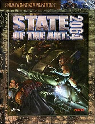 State of the Art 2064 (Shadowrun)