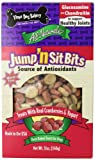 Three Dog Bakery Jump 'N Sit Cranberry and Yogurt Bits, Baked Dog Treats, 12-Ounce