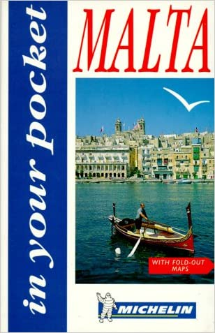 Michelin In Your Pocket Malta, 1e (In Your Pocket)