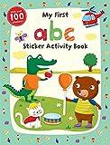 Jannie Ho My First ABC Sticker Activity Book (First Skills)