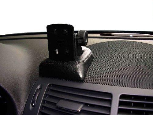 Waeco-MBR055-Kunstleder-Navigationskonsole-schwarz-fr-Mercedes-Benz-E-Klasse-W211-ab-Bj-2002