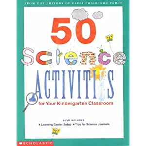 0 Science Activities for your Kindergarten Classroom