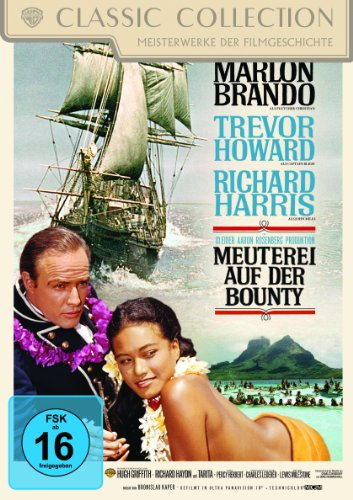 Meuterei auf der Bounty (Classic Collection, 2 Discs)