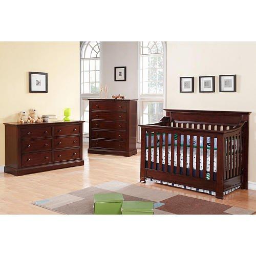 Baby Cache Covington Lifetime Crib - Cherry