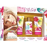 Taylor Swift Incredible Things 1.7 EDP 1.7 Scented Bath Gel and 1.7 Scented Bdy Lotion