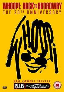 Whoopi Goldberg: Back To Broadway [DVD]
