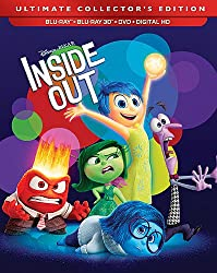 Inside Out 3D (3D Blu-ray/Blu-ray/DVD Combo Pack + Digital Copy)