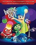 Inside Out (Blu-ray 3D + Blu-ray + DVD + Digital HD) - November 3