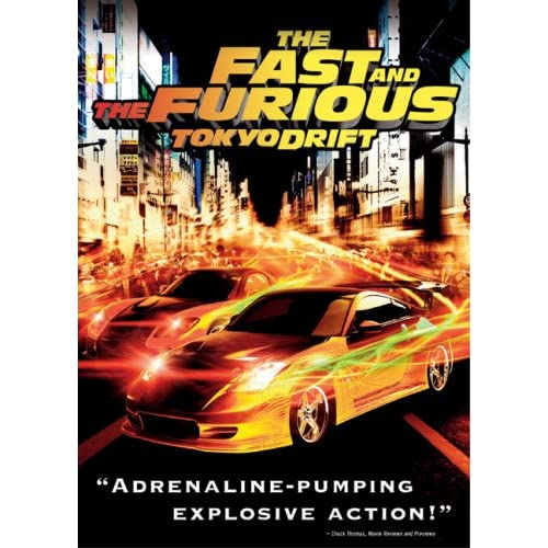 Groucho Reviews: The Fast And The Furious: Tokyo Drift