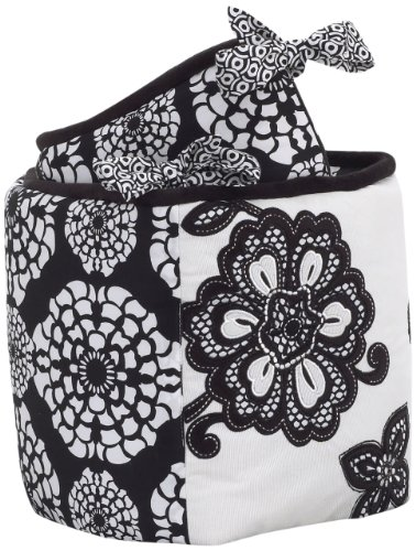 Cocalo Elsa All Around Bumper, Black/White
