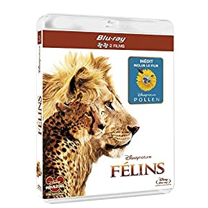 Félins - Inclus le documentaire Pollen [Blu-ray]