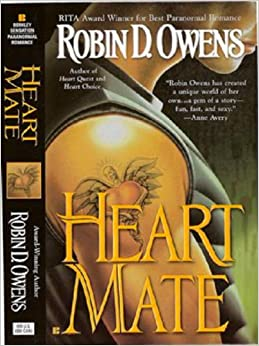 Heart Mate (Celta's HeartMates, Book 1): Robin D. Owens