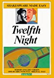 Image of Twelfth Night (Shakespeare Made Easy)