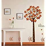 Maple Tree Wall Stickers A_YUY