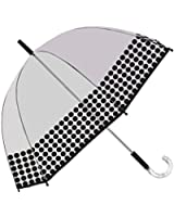 ShedRain Bubble Auto Fashion Stick Umbrella