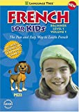 French for Kids:  Learn French with Penelope and Pezi Beg. Level 1 Vol. 1 (2008)