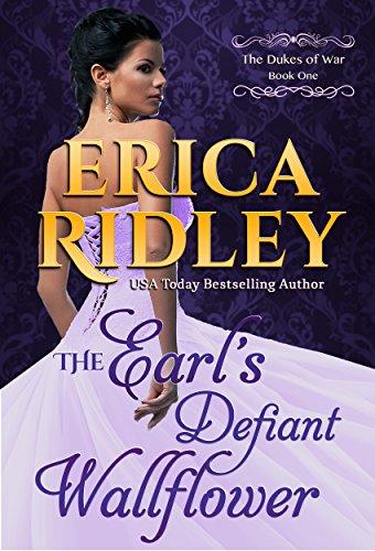 The Earl's Defiant Wallflower by Erica Ridley ebook deal