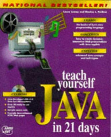 Image for Teach Yourself Java in 21 Days (Sams Teach Yourself)