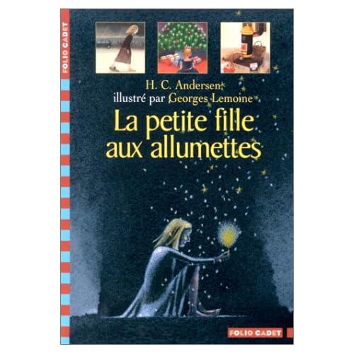 La petite fille aux allumettes - Conte de Noël dans Noël et 1er de l An (83) 514FTZGQACL._SS500_
