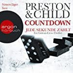 Countdown: Jede Sekunde zählt (Gideon Crew 2) | Douglas Preston,Lincoln Child
