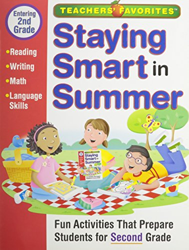 Staying Smart in Summer Entering Second Grade