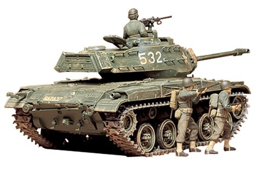 Tamiya 35055 1/35 Us M41 Walker Bulldog front-224535