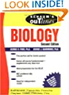 Schaum's Outline of Biology
