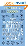 New Handbook of British Pottery and Porcelain Marks