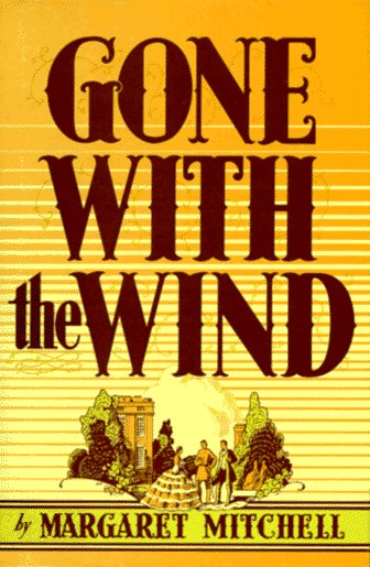 "a book report on gone with the wind a novel by margaret mitchell In 1936 margaret mitchell published her one and only book, ""gone with the wind"" it was such a sensation that it almost immediately developed a cult following hollywood grabbed it and made a movie in 1939."