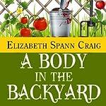 A Body in the Backyard: A Myrtle Clover Mystery, Book 4 | Elizabeth Spann Craig