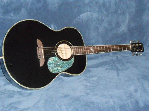 Alvarez MJ813BK Masterworks Series Jumbo Acoustic Guitar