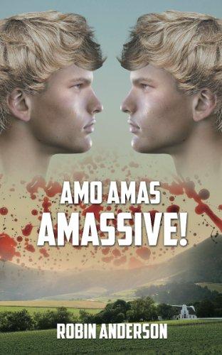 Robin Anderson - Amo, Amas, Amassive